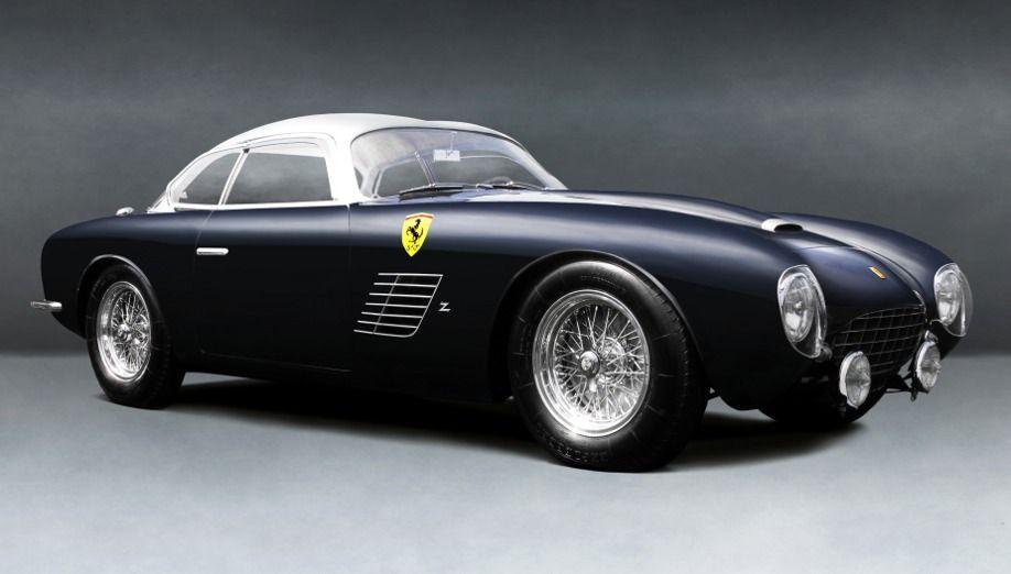 1957 Ferrari Zagato Berlinetta. ……………………………… ♥️無料メルマガ読んで日給5万円 ⇒ http://0.nu/giff