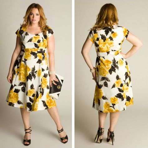 cutethickgirls.com spring plus size dresses (17) #plussizedresses ...