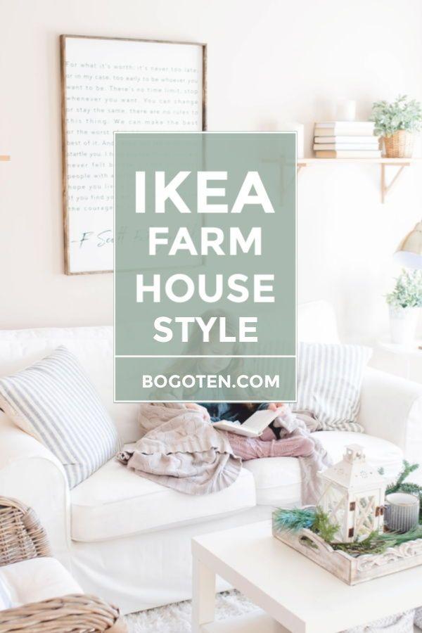 Ikea Farmhouse Furniture Finds for Your Modern Farmhouse
