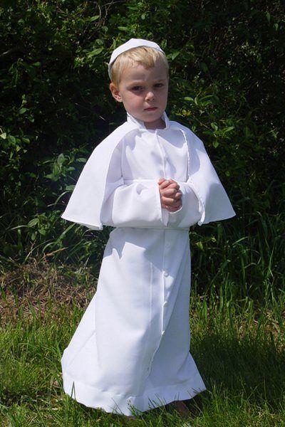 Pope John Paul Ii Our Coats Of Many Colors Catholic Childrens All Saints Day Costumes Saint Costume All Saints Day Pope Costume