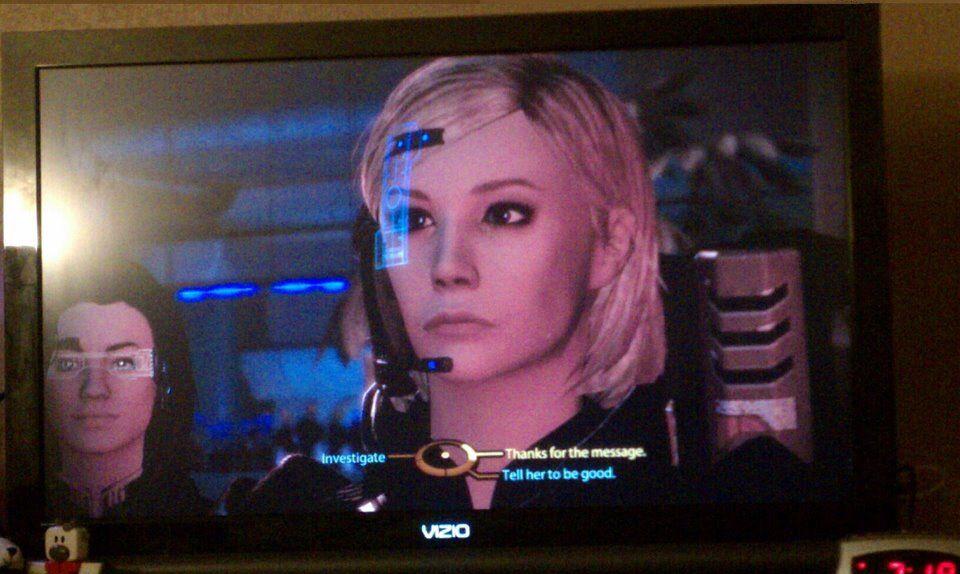 Skylar Shepard - ME2 configuration