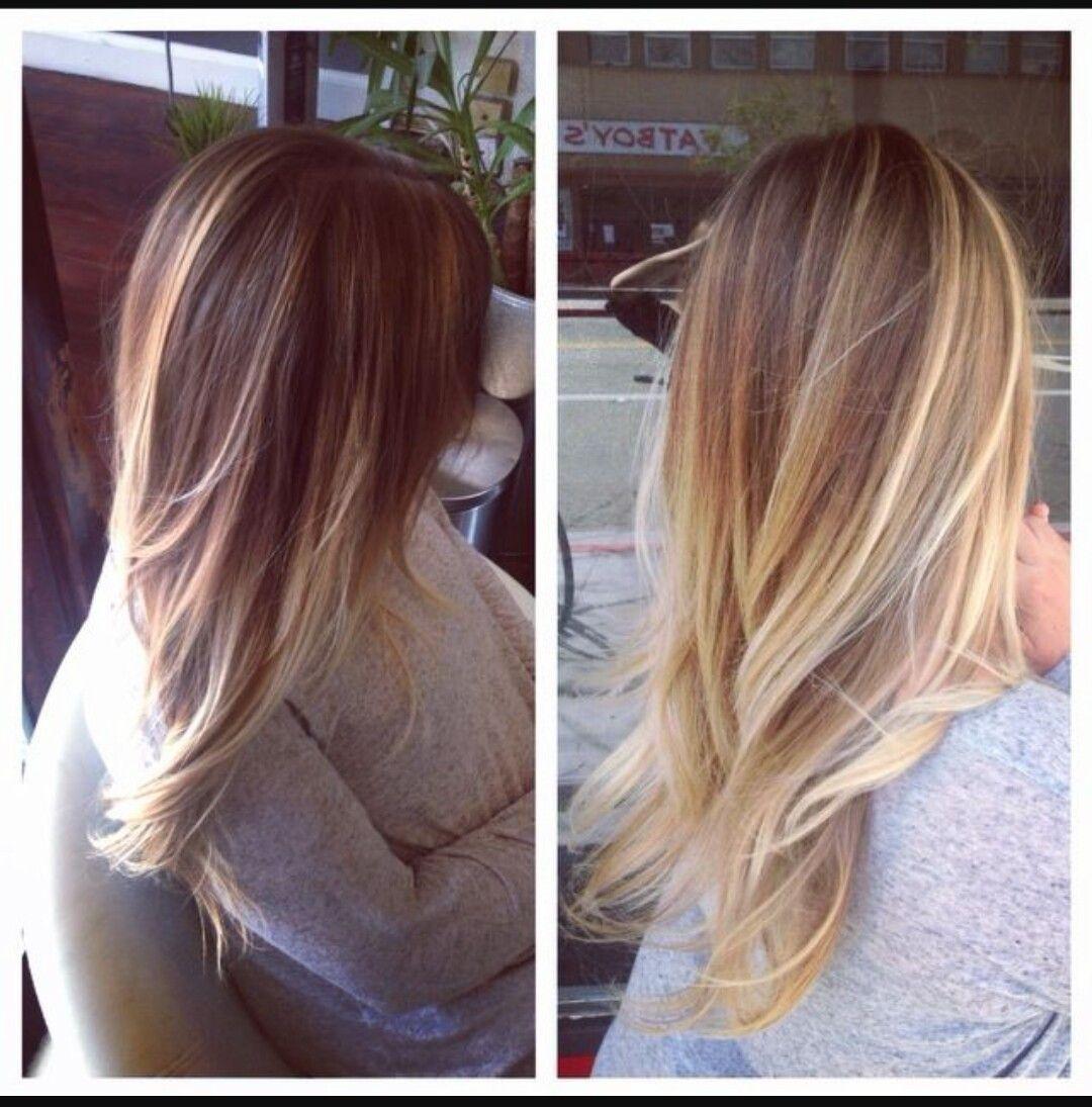 Hair Painting Blond Hair It Is Pinterest Hair