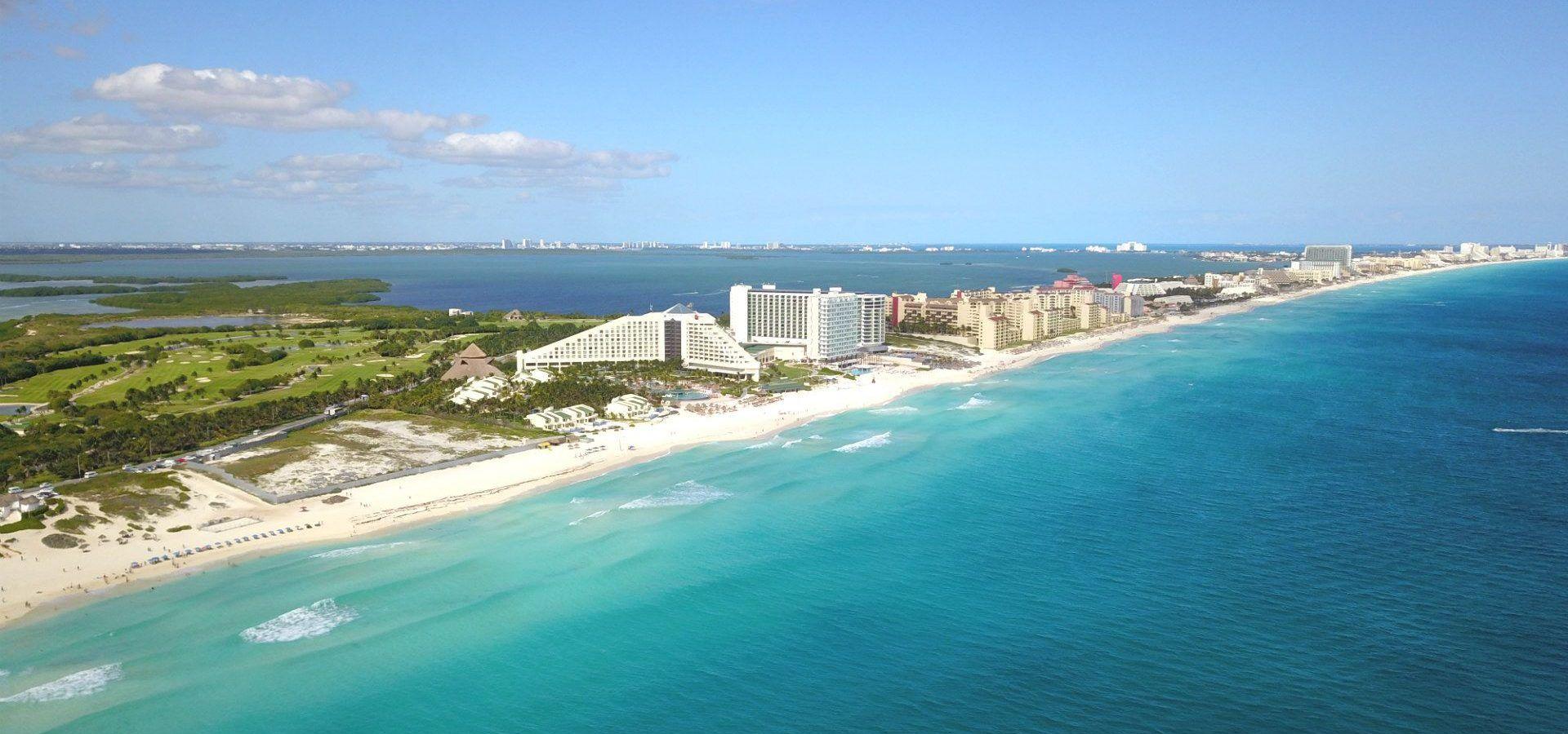 Cancun Beautiful Beaches Most Beautiful Beaches Cancun Activities