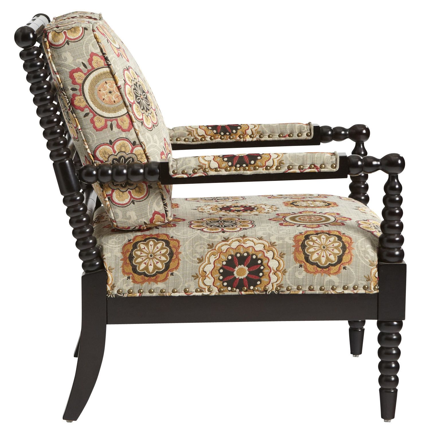 Bobbin Chair Tribal Red Pier 1 Imports San Marino Pinterest