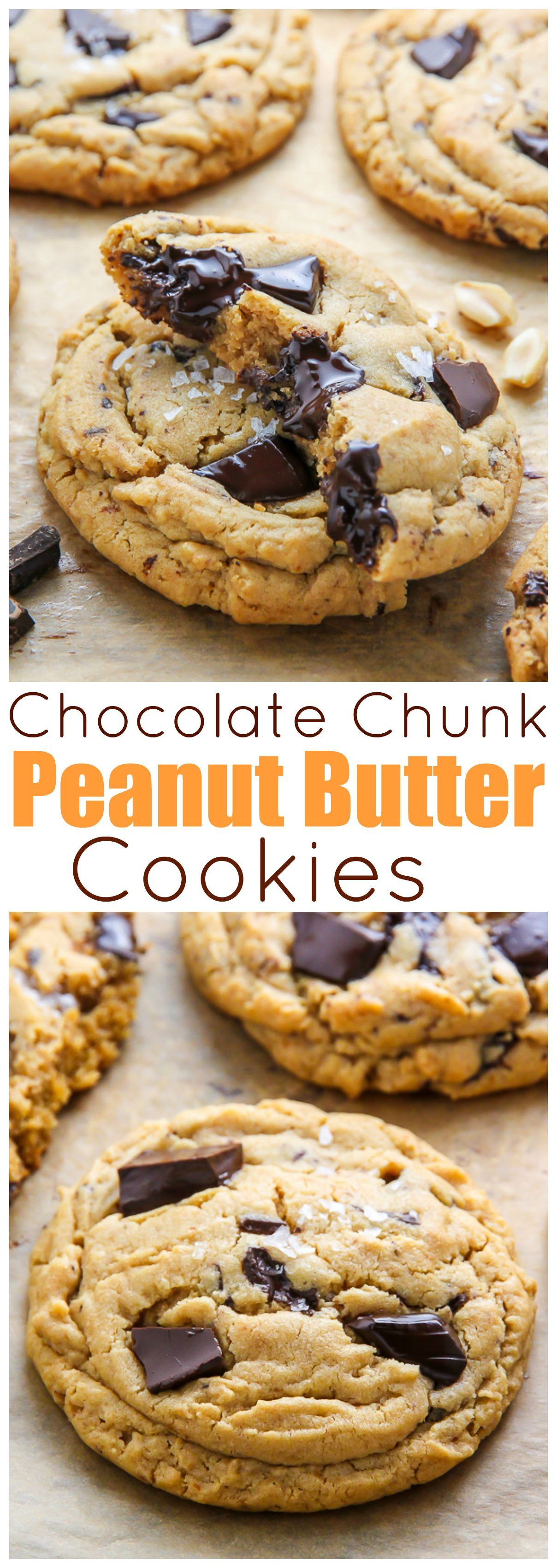Batch Chocolate Chunk Peanut Butter Cookies Ultra thick soft batch peanut butter cookies loaded with chocolate chunks! Perfect with a cup of coffee or a cold glass of milk.Ultra thick soft batch peanut butter cookies loaded with chocolate chunks! Perfect with a cup of coffee or a cold glass of milk.