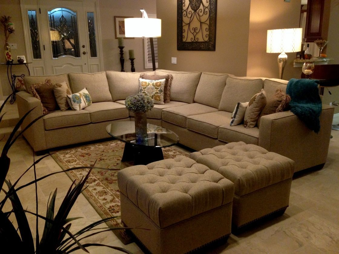 45 Living Room Designs With Sectional Small Spaces   Small ...