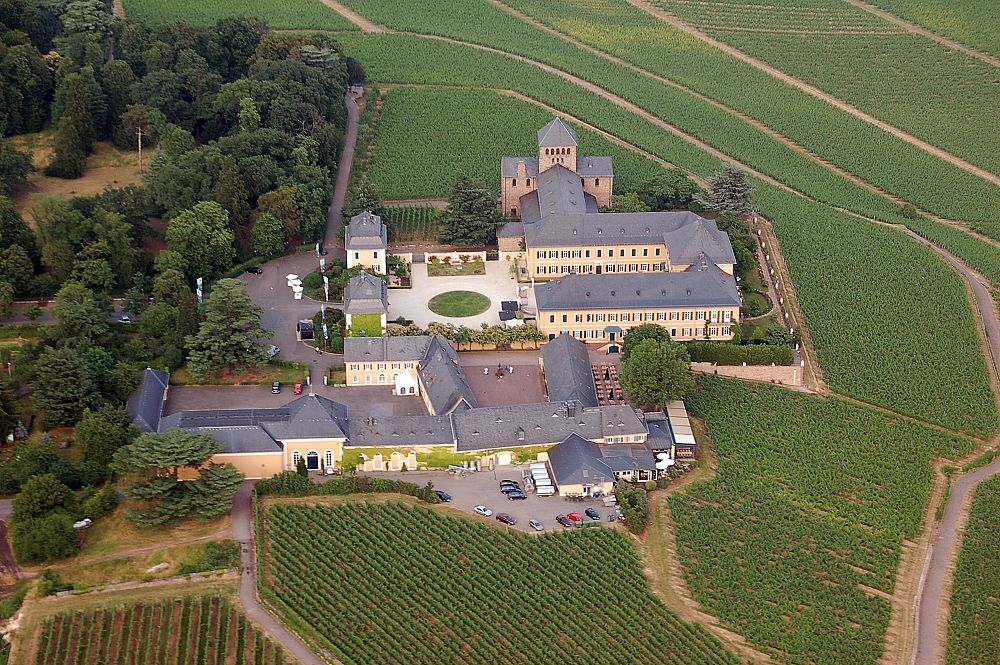 Schloss Johannisberg in Johannisberg, Germany. | Wedding Locations ...