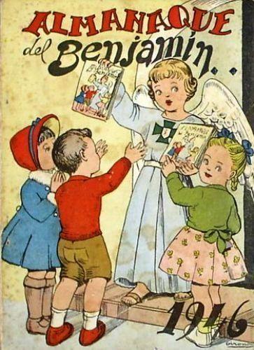 Resultado de imagen de almanaque el benjamin