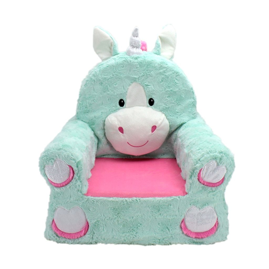 Incredible Animal Adventure Sweet Seats Unicorn Character Chair In 2019 Theyellowbook Wood Chair Design Ideas Theyellowbookinfo