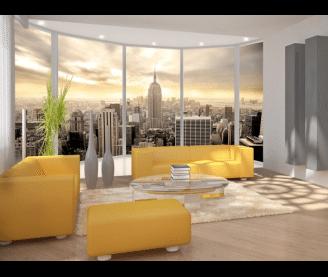 gateway to the future room pinterest papier peint d coration murale et decoration murale. Black Bedroom Furniture Sets. Home Design Ideas