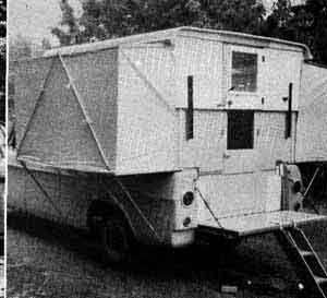 Build a Truck Bed Pop Up Camper Plans