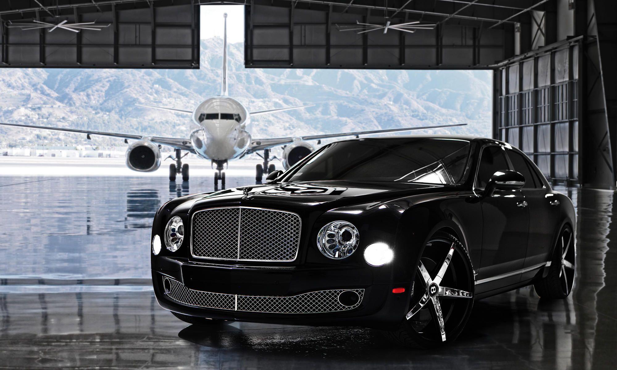 Black Luxury Vehicles: Lexani Wheels, The Leader In Custom Luxury Wheels. The