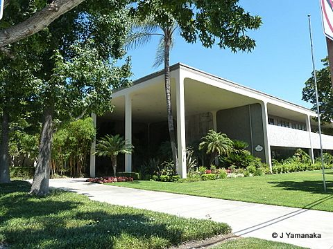 Walt Disney Imagineering Headquarters 1401 Flower Street Glendale
