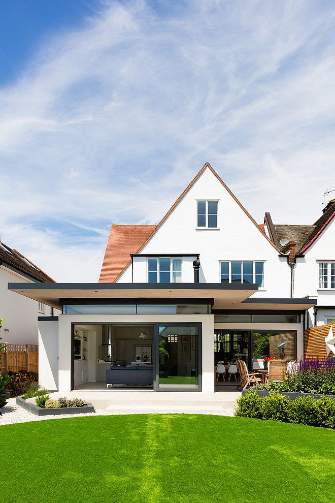 Broadgates Road by Granit Chartered Architects