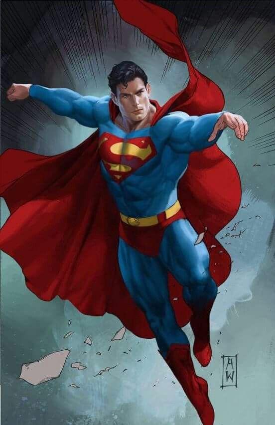 Superhero Superman Art Superman Artwork Superman Comic