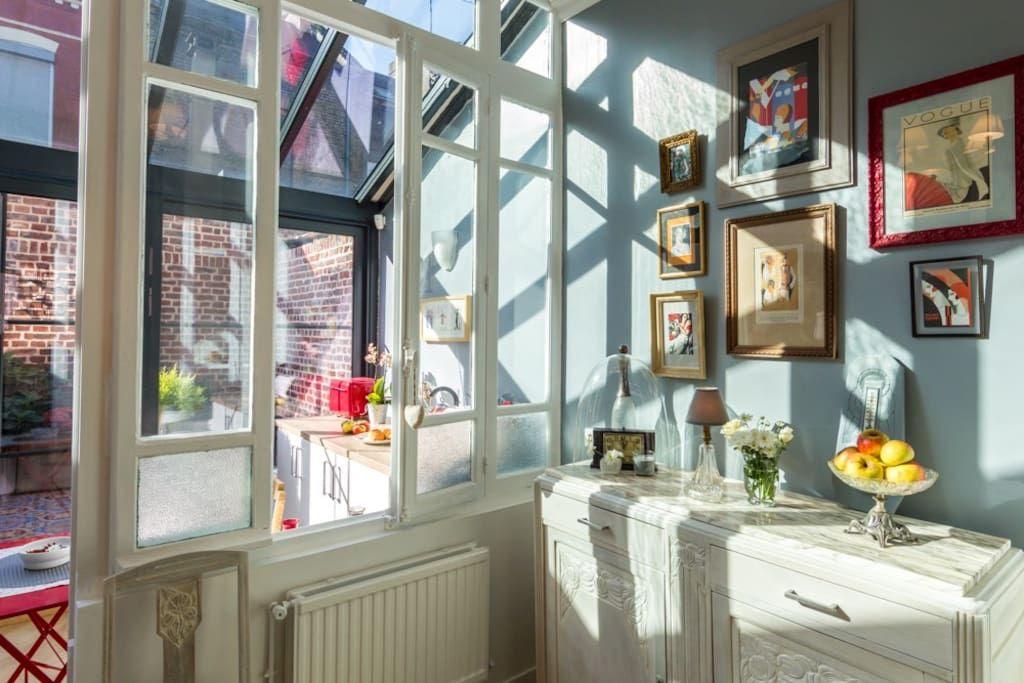 Typique Maison Amienoise De Charme Maisons A Louer A Amiens Nord Pas De Calais Picardie France Maison A Louer Maison A Louer