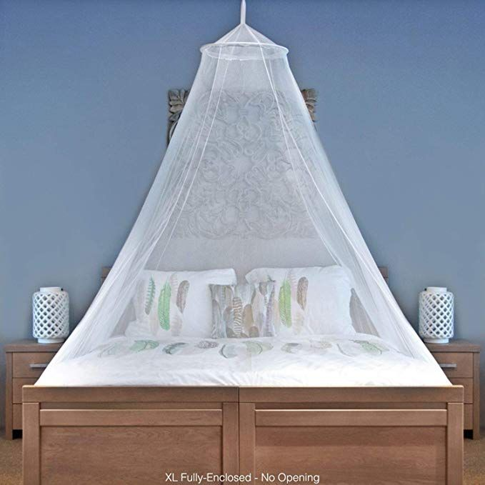 Universal Backpackers Mosquito Net for Single to King