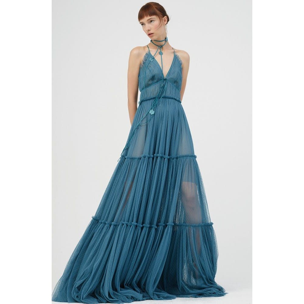 Vivien Gown Teal | Glamorous | Pinterest | Teal, Gowns and Final sale