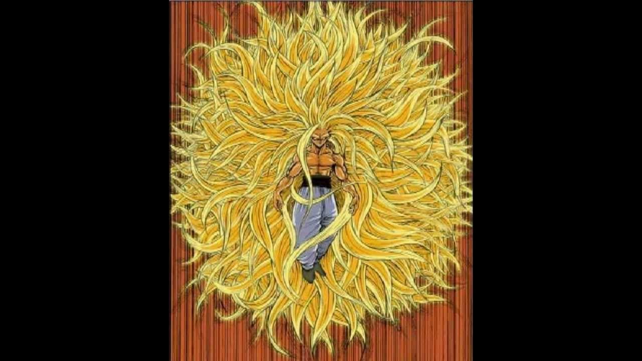 Goko Super Saiyan 100 Geek Stuff Lion Sculpture Painting