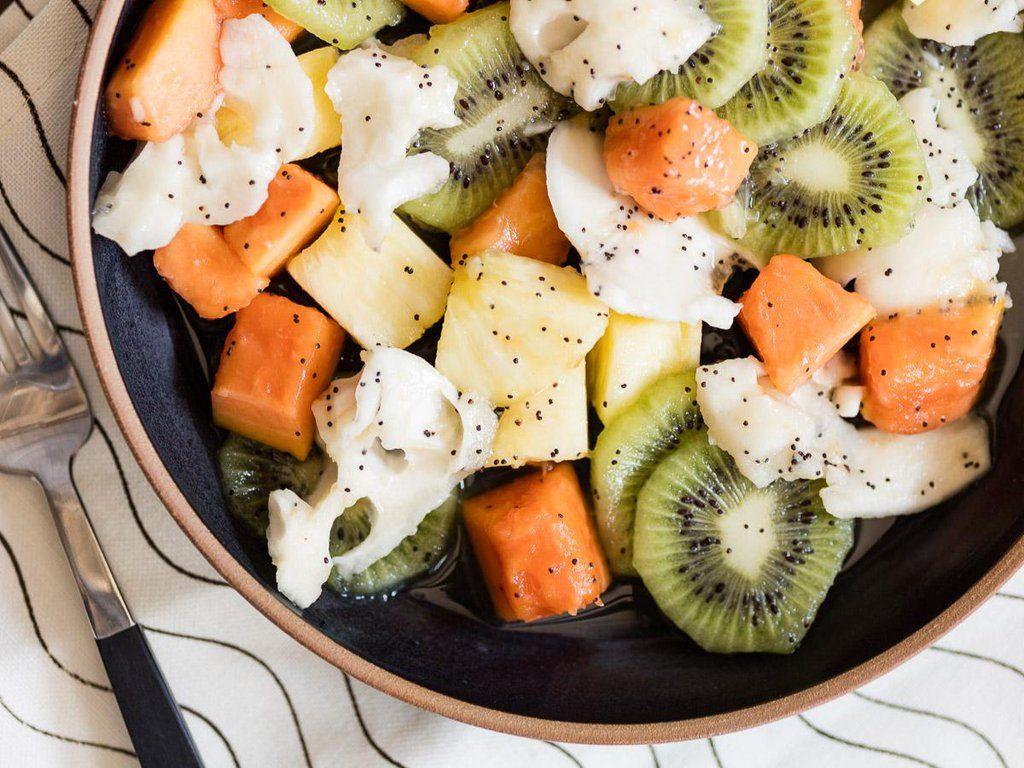 Whole Foods Market on Tropical fruit salad, Fruit salad