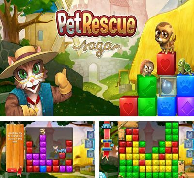 Pet Rescue Saga Hack, Cheats Android and iOS Pet