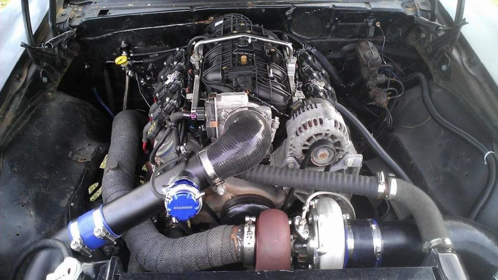 Build A Turbocharged 600hp Ls Motor For Under 2500