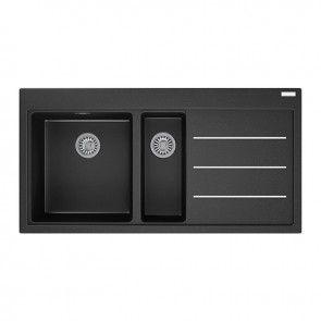 Franke MTF 651-100 Mythos Fusion Fragranite Inset 1.5 Bowl Kitchen ...