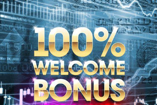 Get 1500 Startup Bonus No Deposit Bonus Start Trading