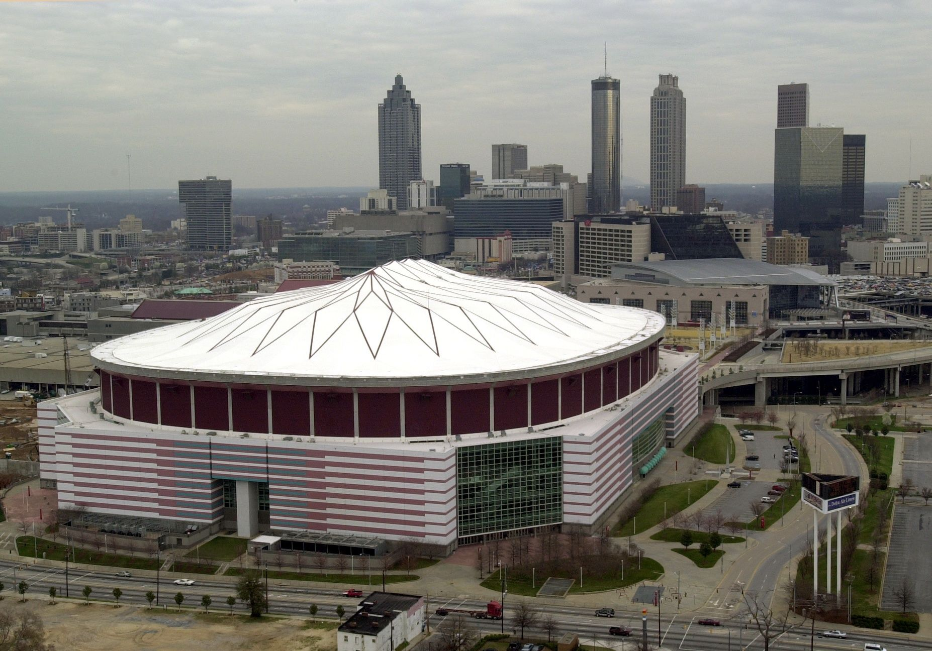 Georgia Dome implosion just one month away