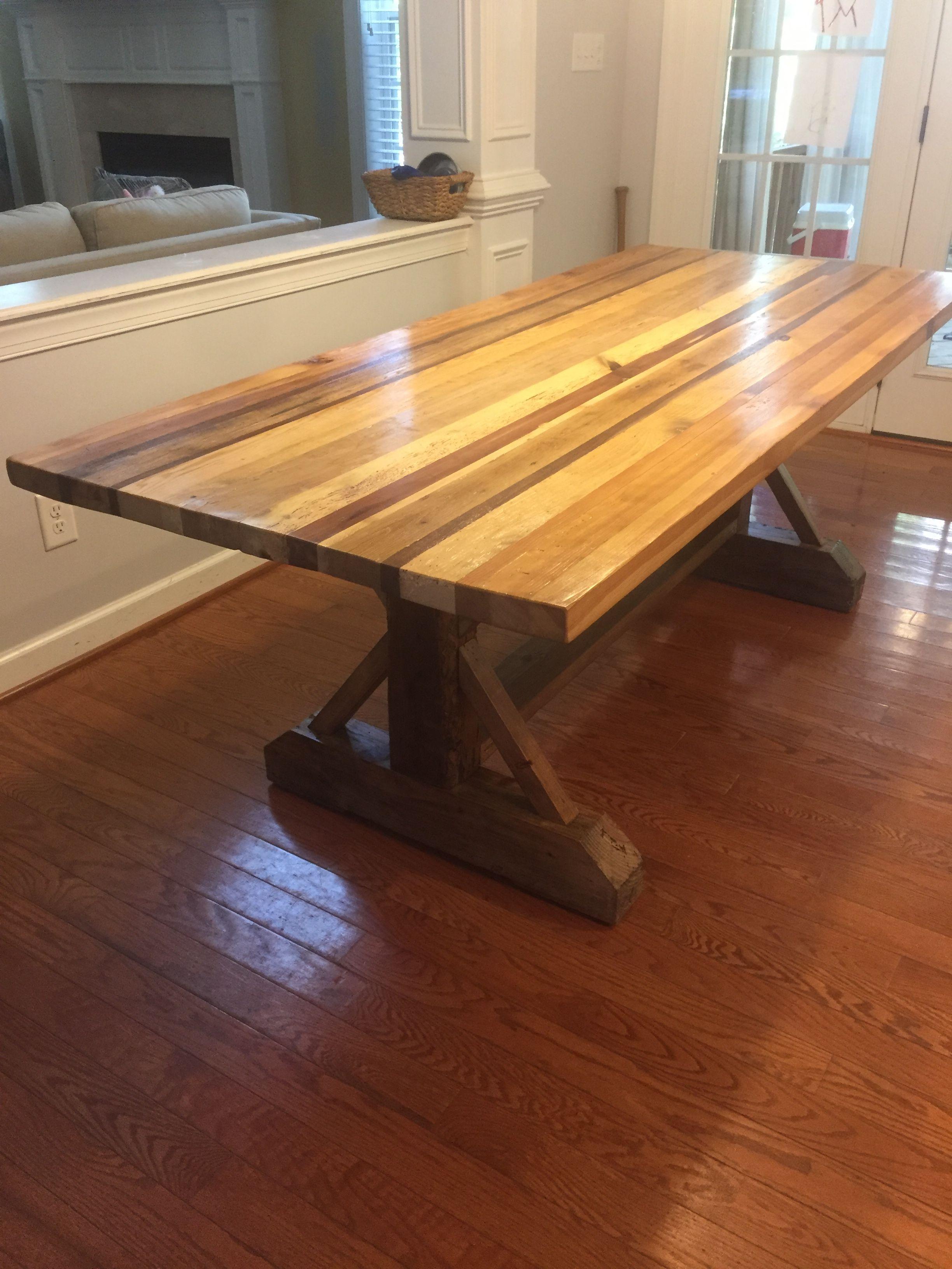 16++ Vintage wood dining table Trending