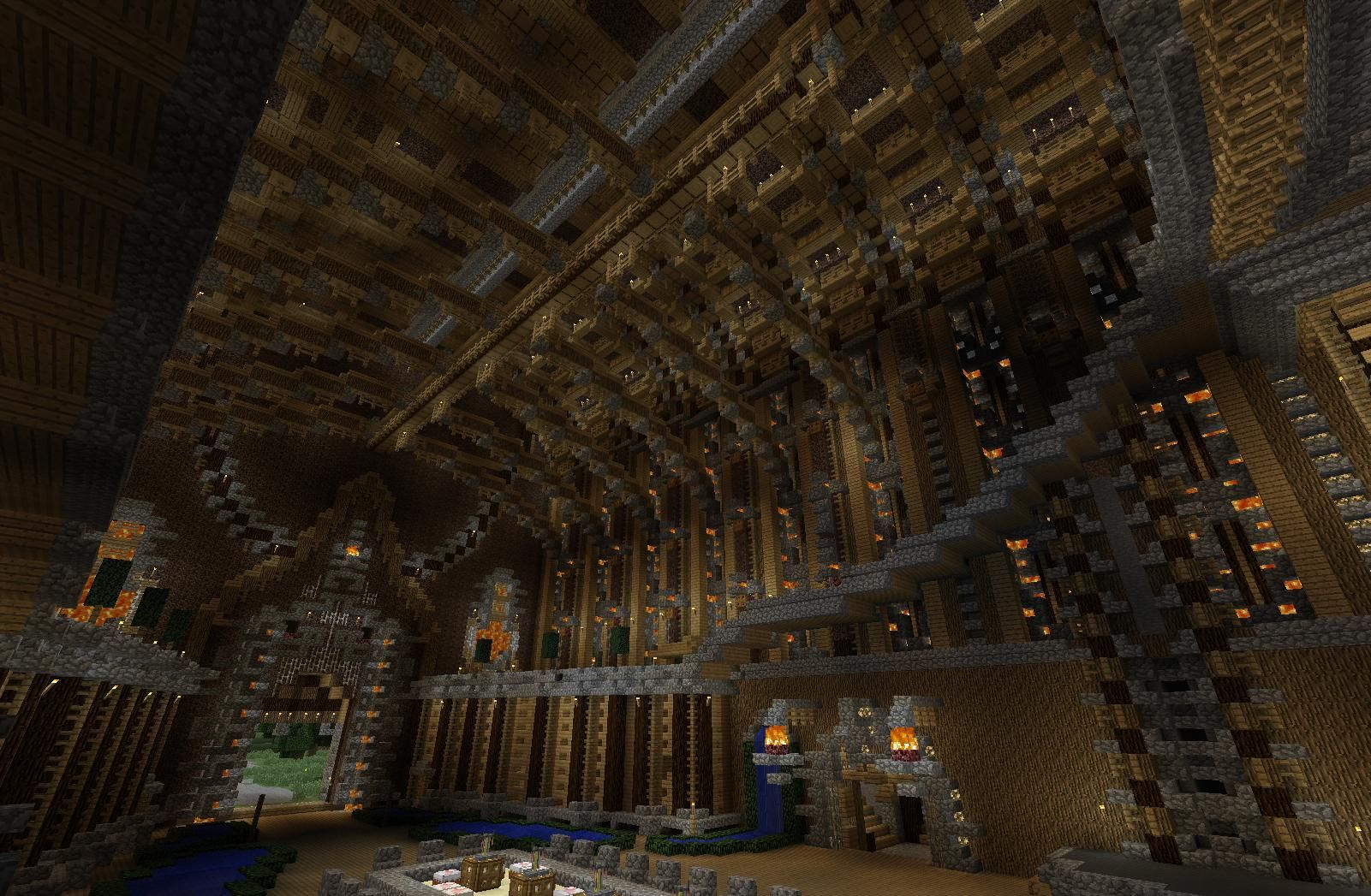 ancient norse buildings in minecraft - Google Search ...