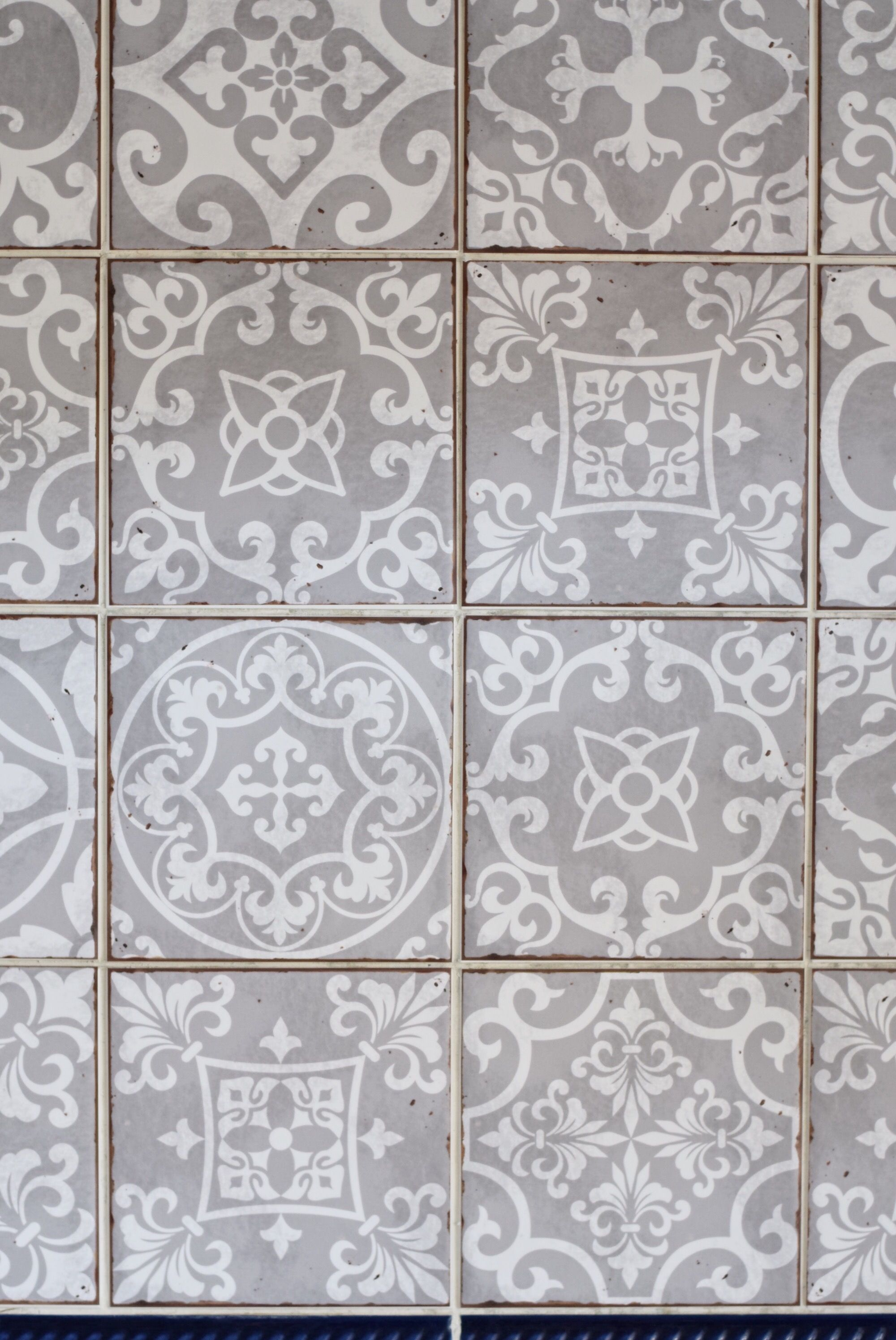 Removable Tile stickers to transform a kitchen or bathroom ...