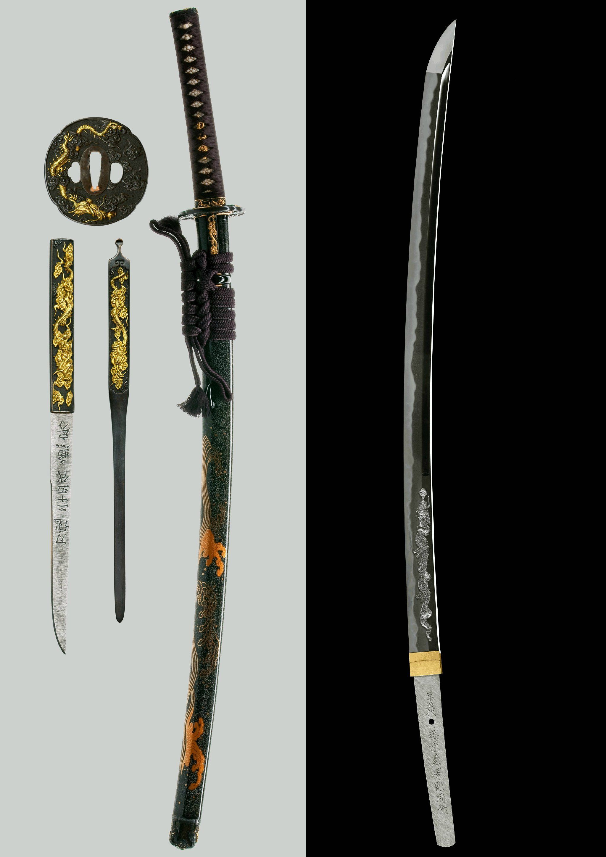 Pin On 日本刀
