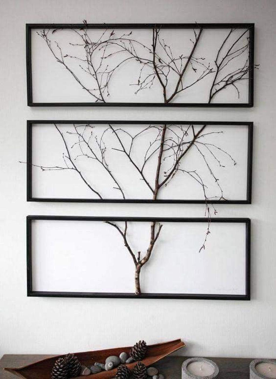 Photo of Trending Simple Beautiful DIY Home Decor Ideen von Zweigen Teil 17   elonahome.c…