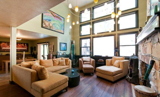 Luxury Vacation Rental Park City Utah, Main Street Producers Retreat. Full sound and video production studio inside! Rent this home for the 2013 Sundance Film Festival!