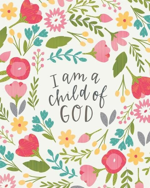I Am a Child of God Quilt – Stitched Custom Quilts