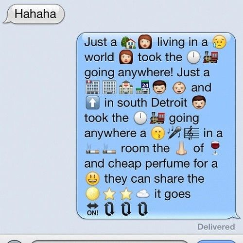 23 Famous Movies And Songs Reenacted In Emojis Emoji Texts Funny Texts Funny