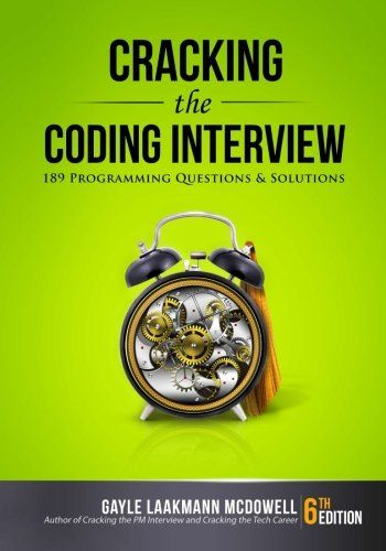 Cracking The Coding Interview 6th Edition 189 Programming