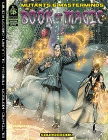 Book of Magic - A Manual of Mysterious Magics!  By the Shining Sigil of Sirrion!