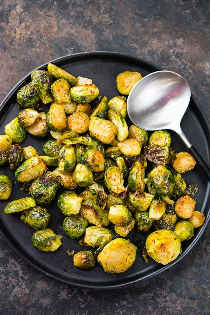 Chipotle Roasted Brussels Sprouts Recipe Brussel Sprouts Roasted Brussel Sprouts Vegetable Recipes