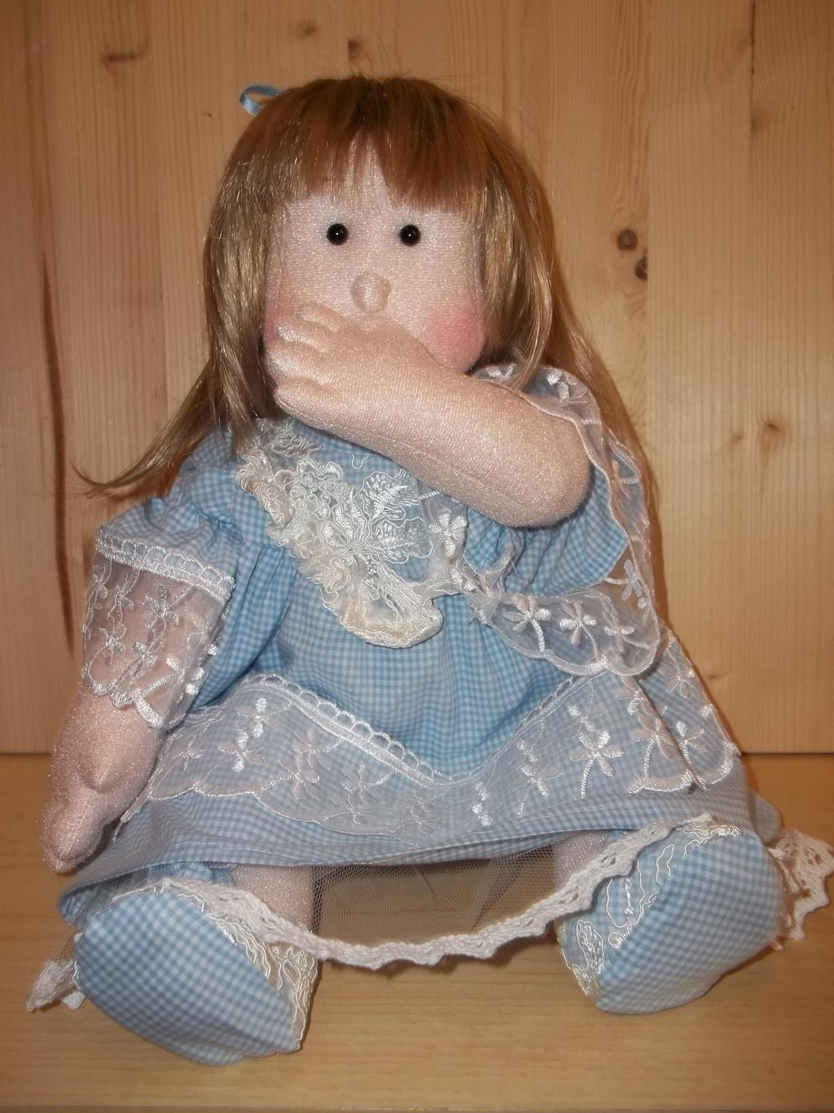 PDF PATTERN Cloth Baby Doll My Sweet Baby