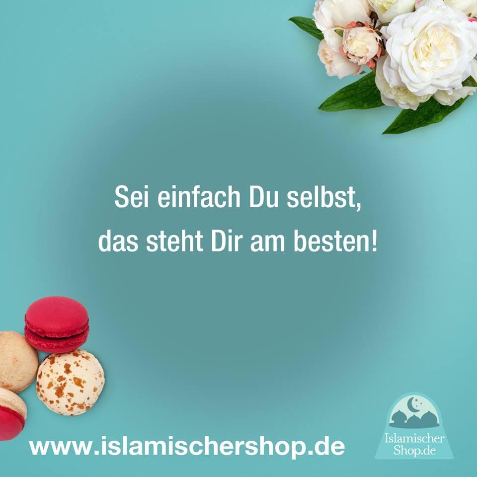 Islam Spruch Zitat Sprüche Wwwislamischershopde Sei