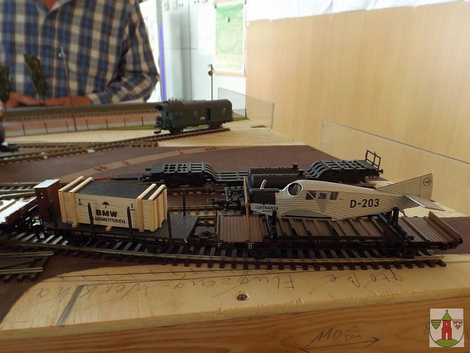 Köthener Modellbahnausstellung zum SachsenAnhalt Tag
