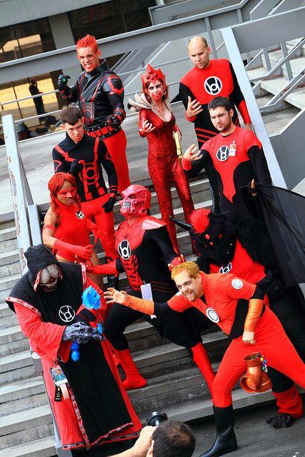 Lantern Corps #2 | Red lantern corps, Red lantern and Hero