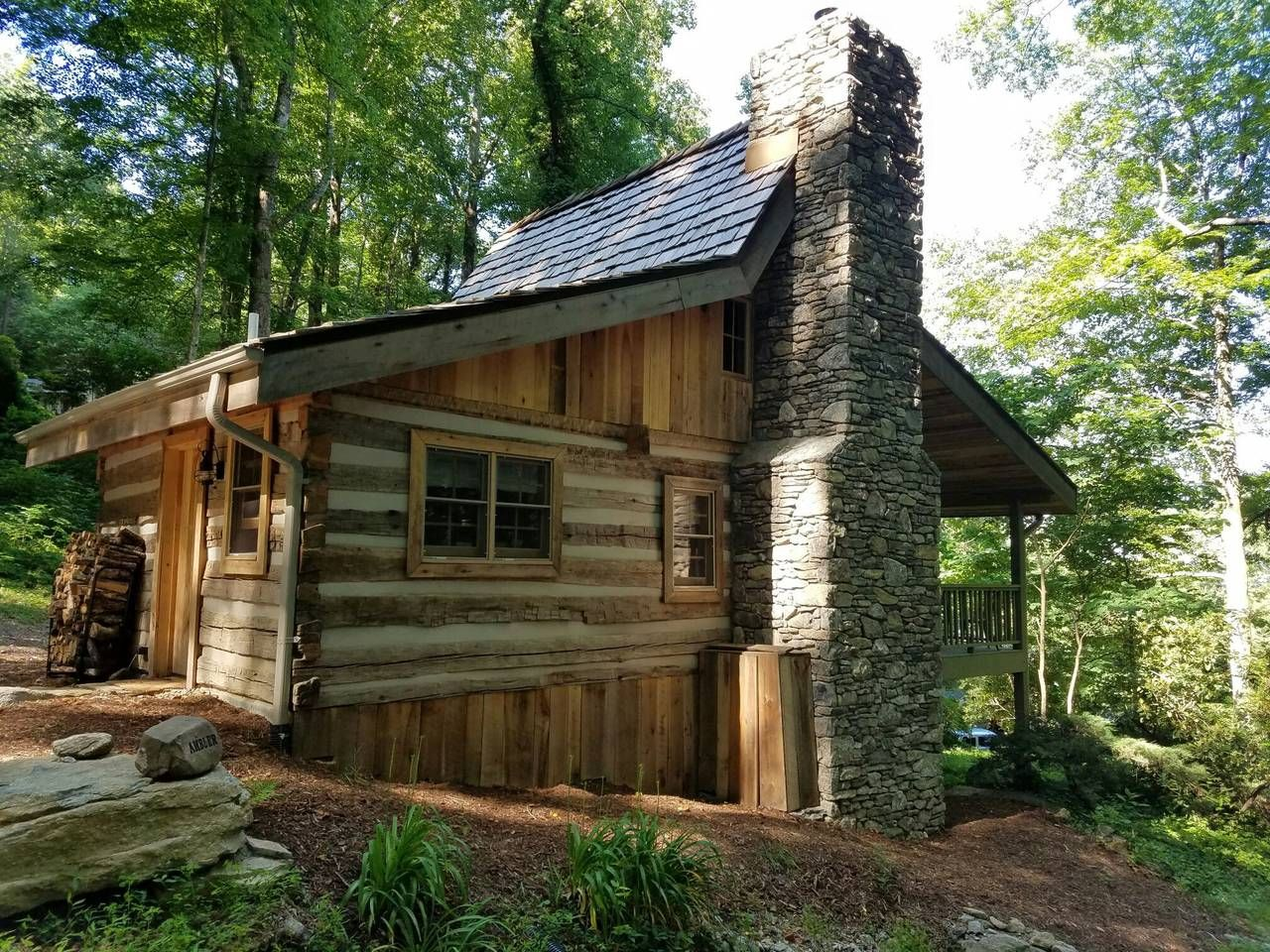 Coras cabin asheville airbnb cabin country cabin
