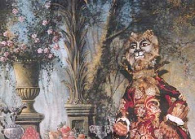 A Bela e a Fera encenada por marionetes, da Opéra Comique d'André-Modeste Grétry - foto