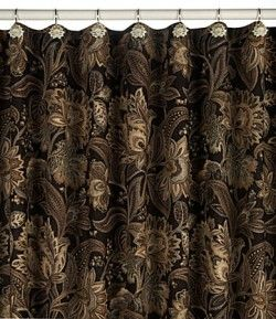 Fleur De Lis Shower Curtains Are Very Popular Patters In Most