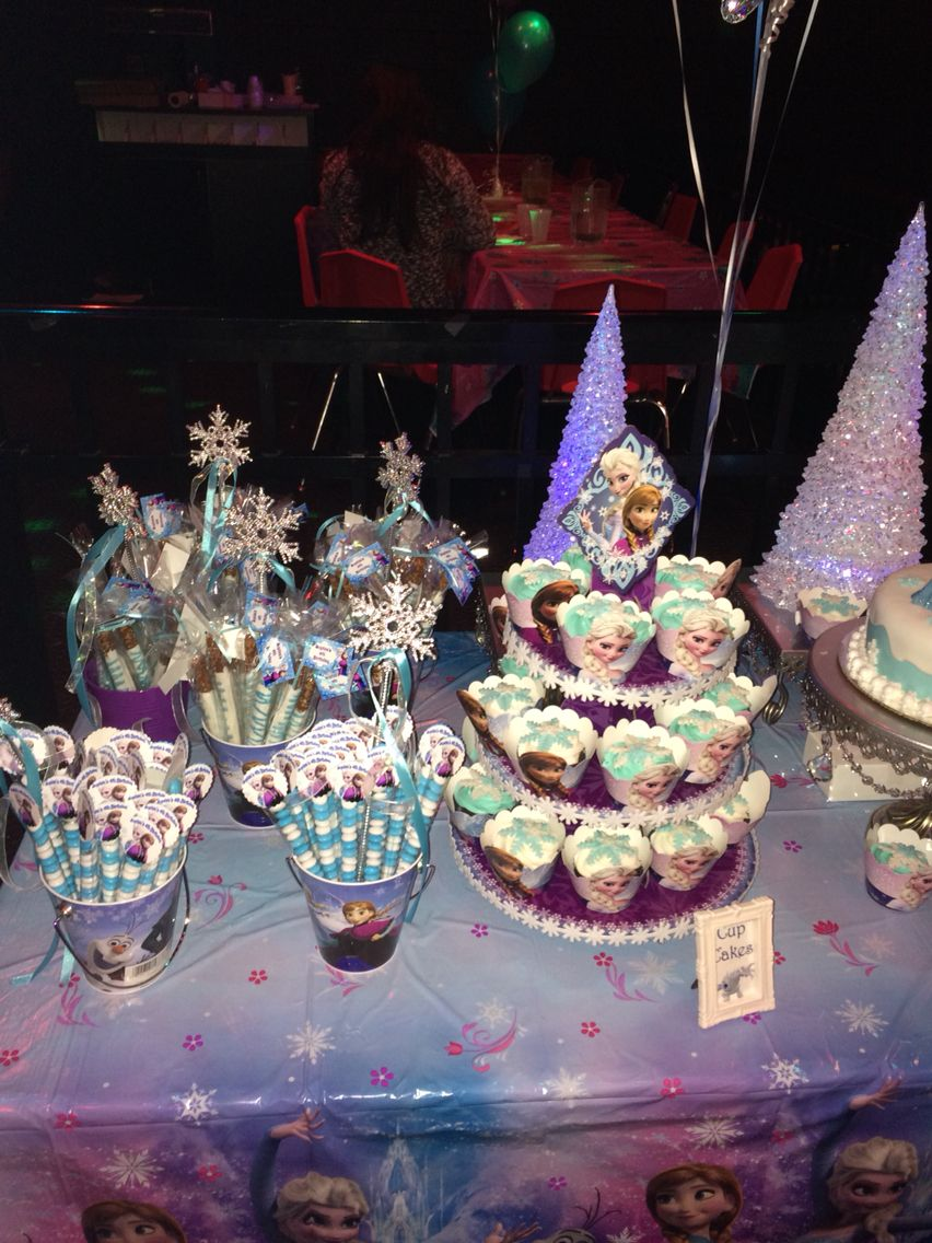 Frozen Party goodies, Birthday candles, Party favors