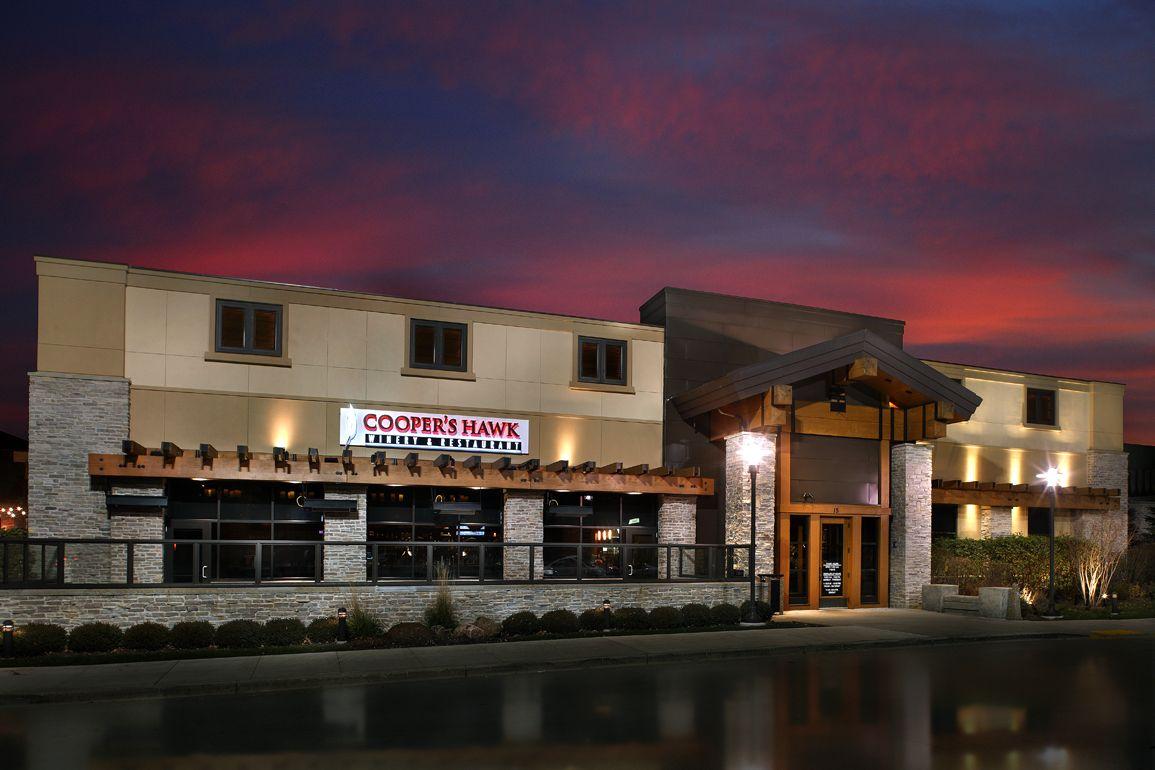 Cooper S Hawk Winery Restaurants Wheeling Il