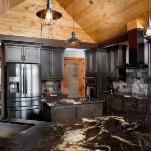 The Ramseyer Residence True North Log Homes
